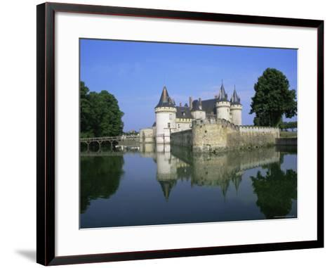 Sully-Sur-Loire Chateau, Loire Valley, Unesco World Heritage Site, France, Europe-Roy Rainford-Framed Art Print