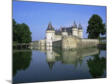 Sully-Sur-Loire Chateau, Loire Valley, Unesco World Heritage Site, France, Europe-Roy Rainford-Mounted Photographic Print
