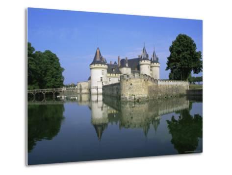 Sully-Sur-Loire Chateau, Loire Valley, Unesco World Heritage Site, France, Europe-Roy Rainford-Metal Print