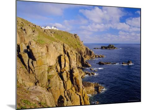 Lands End, Cornwall, England-Roy Rainford-Mounted Photographic Print