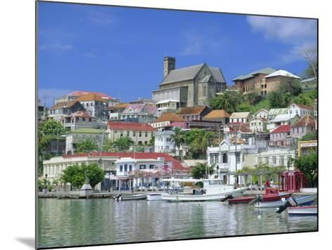 St. Georges, Grenada, Caribbean, West Indies-John Miller-Mounted Photographic Print