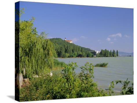 Lake Balaton, Tihany, Hungary-John Miller-Stretched Canvas Print