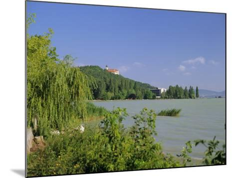 Lake Balaton, Tihany, Hungary-John Miller-Mounted Photographic Print