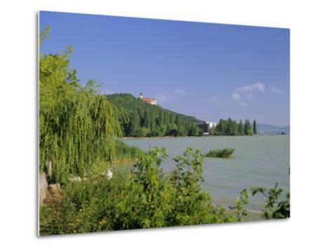 Lake Balaton, Tihany, Hungary-John Miller-Metal Print
