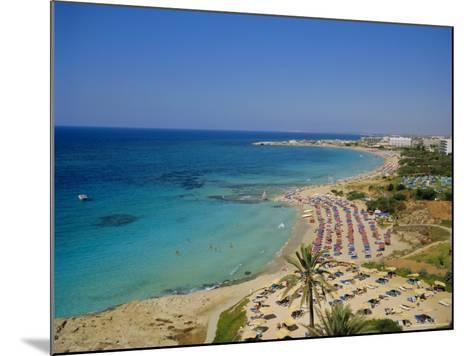 Ayia Napa Beach, Cyprus, Europe-John Miller-Mounted Photographic Print