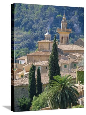 Valldemosa, Mallorca, Balearic Islands, Spain, Europe-John Miller-Stretched Canvas Print