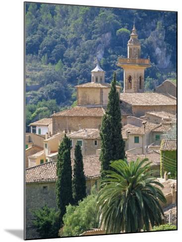 Valldemosa, Mallorca, Balearic Islands, Spain, Europe-John Miller-Mounted Photographic Print