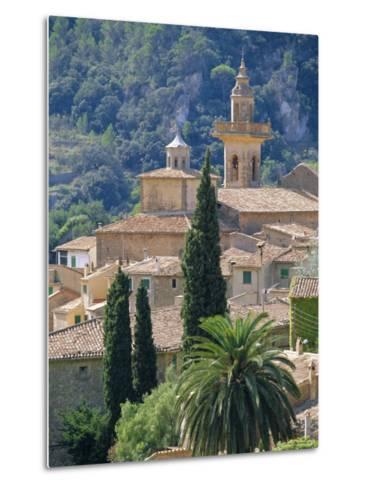 Valldemosa, Mallorca, Balearic Islands, Spain, Europe-John Miller-Metal Print