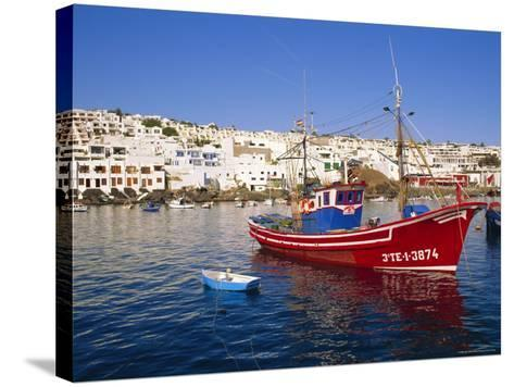 Puerto Del Carmen, Lanzarote, Canary Islands, Spain, Europe-John Miller-Stretched Canvas Print