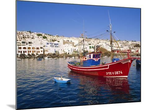 Puerto Del Carmen, Lanzarote, Canary Islands, Spain, Europe-John Miller-Mounted Photographic Print