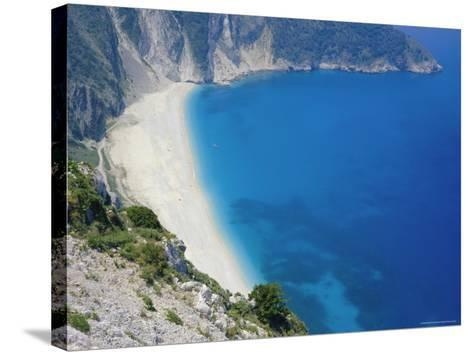 Cephalonia, Ionian Islands, Greece, Europe-Michael Short-Stretched Canvas Print
