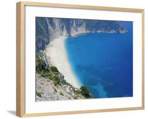 Cephalonia, Ionian Islands, Greece, Europe-Michael Short-Framed Art Print