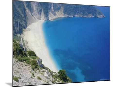 Cephalonia, Ionian Islands, Greece, Europe-Michael Short-Mounted Photographic Print