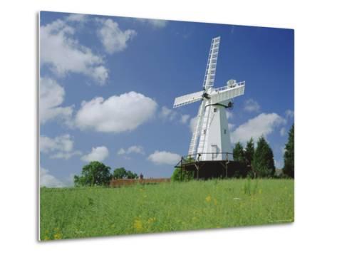 Woodchurch Windmill, Kent, England, UK-Kathy Collins-Metal Print