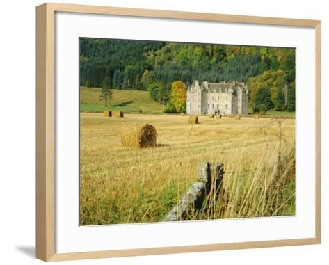 Castle Menzies/Weem, Perthshire, Scotland-Kathy Collins-Framed Art Print