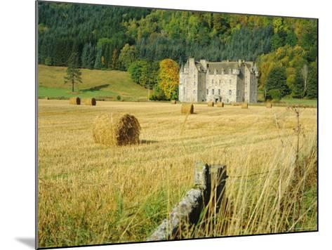 Castle Menzies/Weem, Perthshire, Scotland-Kathy Collins-Mounted Photographic Print
