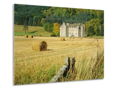 Castle Menzies/Weem, Perthshire, Scotland-Kathy Collins-Metal Print