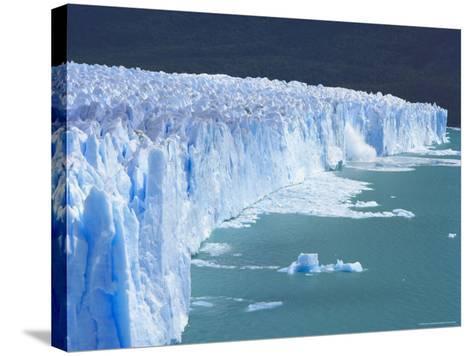 Perito Moreno Glacier, Glaciers National Park, Patagonia, Argentina-Derek Furlong-Stretched Canvas Print