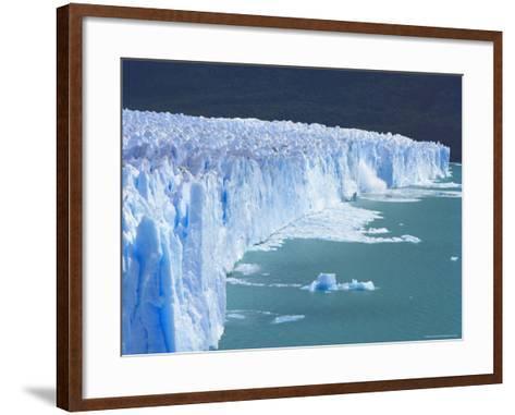 Perito Moreno Glacier, Glaciers National Park, Patagonia, Argentina-Derek Furlong-Framed Art Print