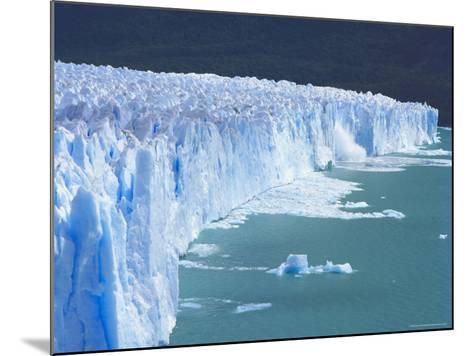 Perito Moreno Glacier, Glaciers National Park, Patagonia, Argentina-Derek Furlong-Mounted Photographic Print