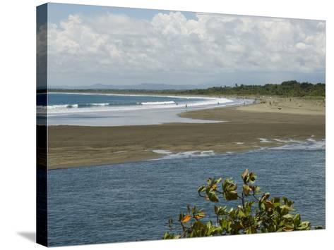 Quepos, Pacific Coast, Costa Rica-Robert Harding-Stretched Canvas Print