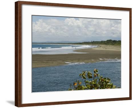 Quepos, Pacific Coast, Costa Rica-Robert Harding-Framed Art Print