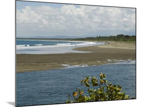 Quepos, Pacific Coast, Costa Rica-Robert Harding-Mounted Photographic Print