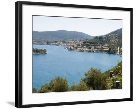 Vathy (Vathi), Ithaka, Ionian Islands, Greece, Europe-Robert Harding-Framed Art Print