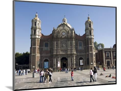The Antigua Basilica Adjacent to the Basilica De Guadalupe, Mexico City, Mexico, North America-Robert Harding-Mounted Photographic Print