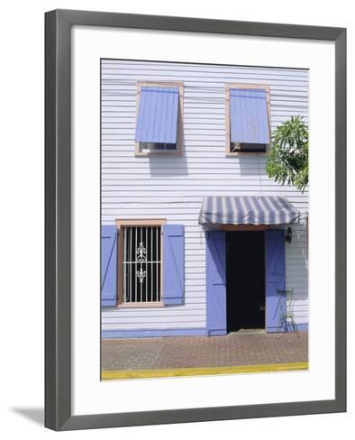 Old Town, Key West, Florida Keys, Florida, USA-Fraser Hall-Framed Art Print