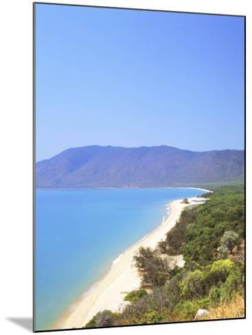 The Coast Between Cairns and Port Douglas on the Cook Highway, Queensland, Australia-Fraser Hall-Mounted Photographic Print