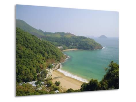 Clearwater Bay, New Territories Coastline, Hong Kong, China-Fraser Hall-Metal Print