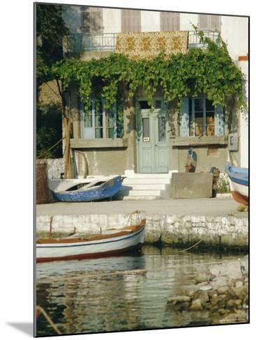 Lakka, Paxos, Ionian Islands, Greece, Europe-Fraser Hall-Mounted Photographic Print