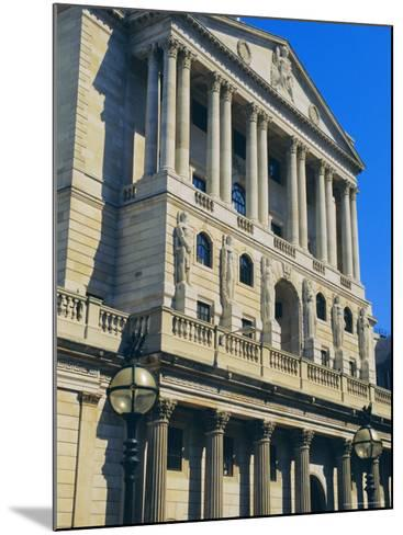 The Bank of England, City of London, England, UK-Fraser Hall-Mounted Photographic Print