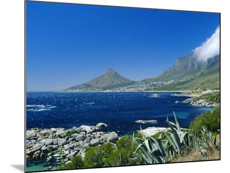 View from Chapman's Peak Drive, Near Cape Town, South Africa-Fraser Hall-Mounted Photographic Print