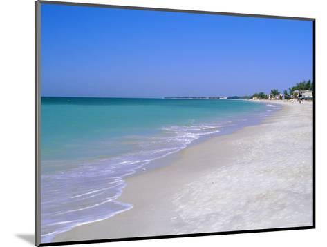 North of Longboat Key, Anna Maria Island, Gulf Coast, Florida, USA-Fraser Hall-Mounted Photographic Print