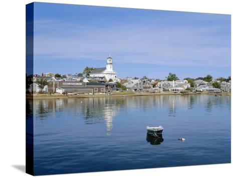 Provincetown, Cape Cod, Massachusetts, USA-Fraser Hall-Stretched Canvas Print