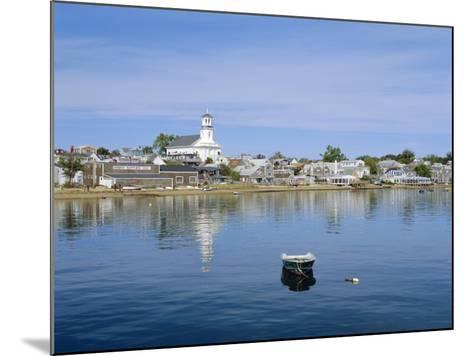 Provincetown, Cape Cod, Massachusetts, USA-Fraser Hall-Mounted Photographic Print