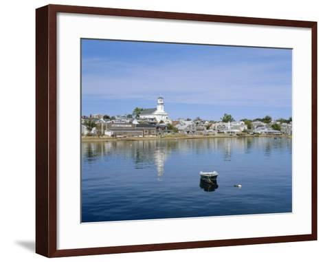 Provincetown, Cape Cod, Massachusetts, USA-Fraser Hall-Framed Art Print