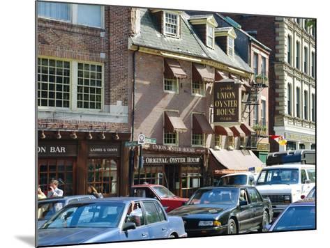 Union Oyster House, 1826, Union Street, Boston, Massachusetts, USA-Fraser Hall-Mounted Photographic Print