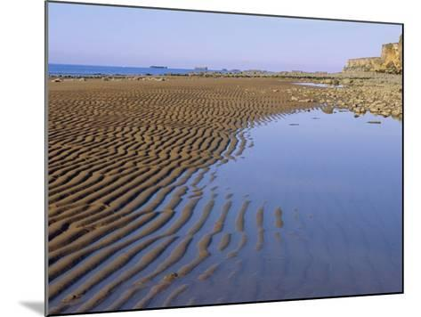 Landing Beaches, Le Chaos, Normandy, France-Guy Thouvenin-Mounted Photographic Print