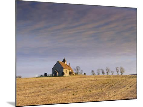 St. Hubert's Church, Idsworth, Hampshire, England, UK-Jean Brooks-Mounted Photographic Print