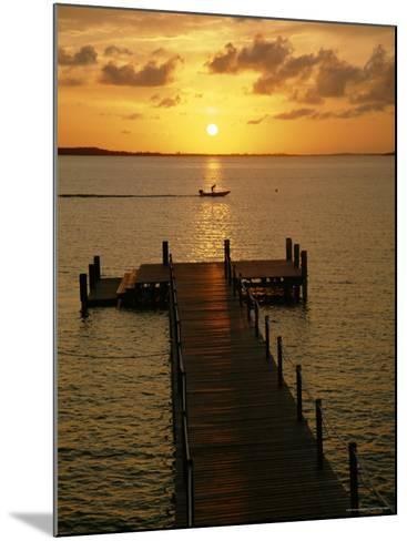 Harbour Island, Bahamas, Caribbean, West Indies-Ethel Davies-Mounted Photographic Print