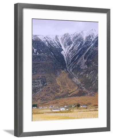 Torridon,Glen Torridon, Wester Ross, Highlands, Scotland-Neale Clarke-Framed Art Print