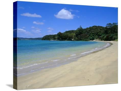 Bay of Islands, Northland, North Island, New Zealand, Pacific-Neale Clarke-Stretched Canvas Print