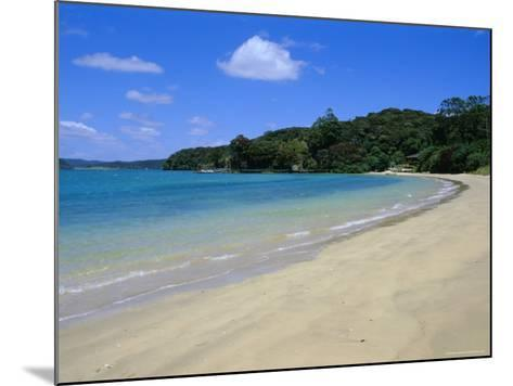Bay of Islands, Northland, North Island, New Zealand, Pacific-Neale Clarke-Mounted Photographic Print