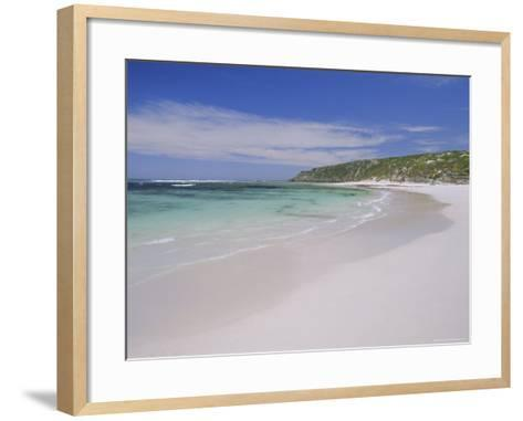 Bales Beach, Kangaroo Island, Seal Bay Con. Park, South Australia, Australia-Neale Clarke-Framed Art Print