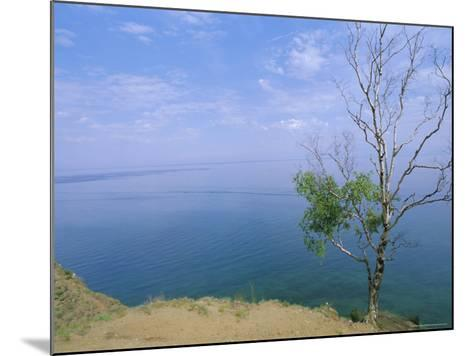Listvianka, Lake Baikal, Siberia, Russia-Bruno Morandi-Mounted Photographic Print