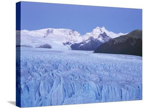 Perito Moreno Glacier and Andes Mountains, El Calafate, Argentina-Gavin Hellier-Stretched Canvas Print
