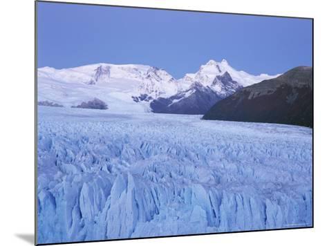 Perito Moreno Glacier and Andes Mountains, El Calafate, Argentina-Gavin Hellier-Mounted Photographic Print